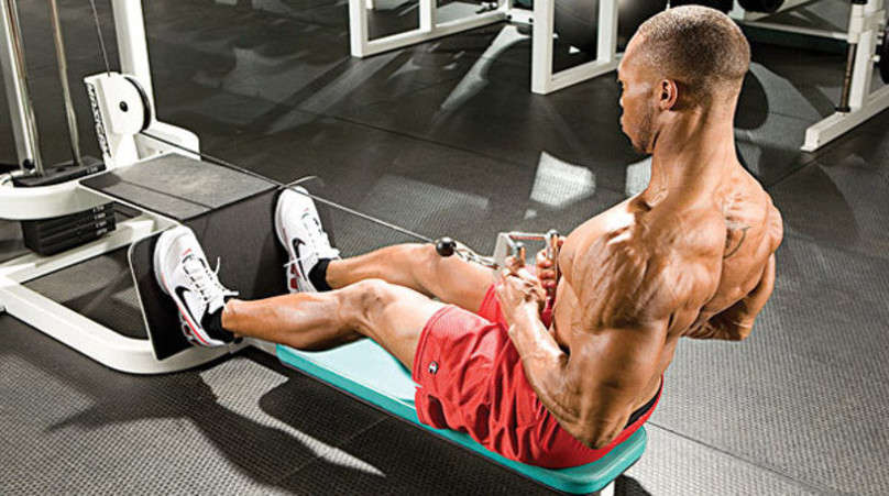 Seated Cable Row Exercise • Bodybuilding Wizard