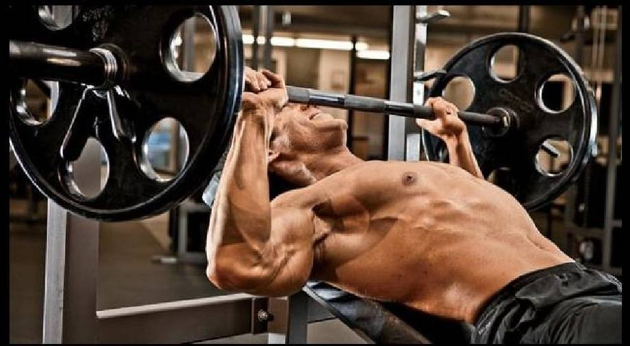 Terrific Incline Barbell Bench Press Bodybuilding Wizard Pabps2019 Chair Design Images Pabps2019Com