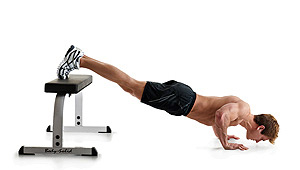 how to get pushup off your shoulders