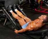 Calf Raise On Leg Press Machine