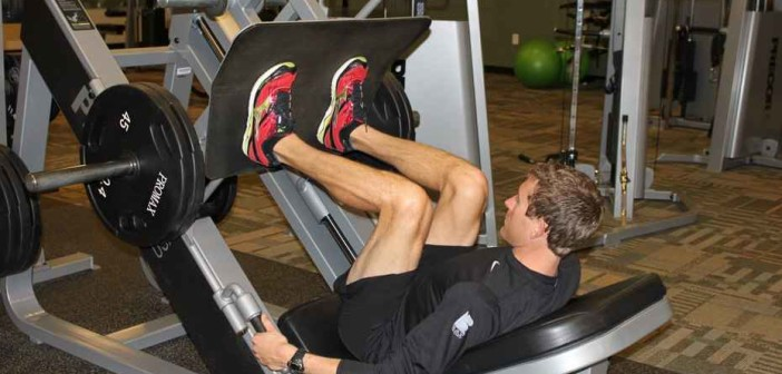 45-Degree Leg Press