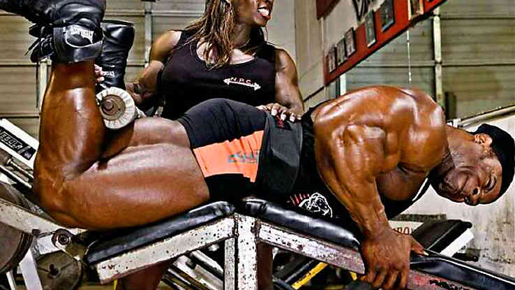 lying leg curl exercise guide � bodybuilding wizard