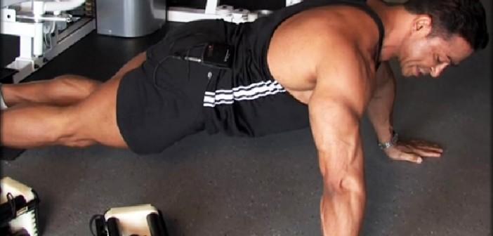 Push Ups Chest Bodyweight Exercise