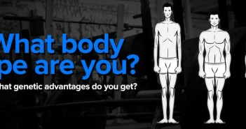 training for the mesomorph training type