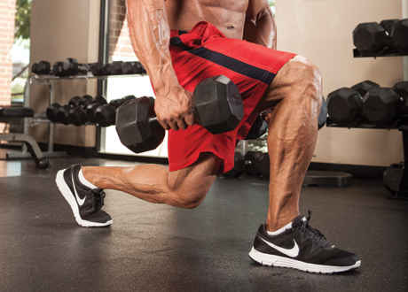 Lunge - Exercise Instructions