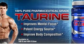 Taurine supplementation