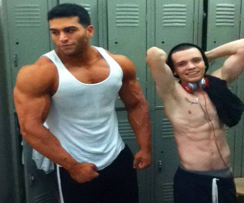 the rock steroid abuse