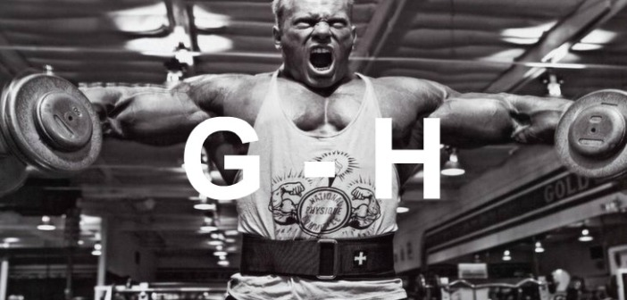 Bodybuilding Glossary: G-H