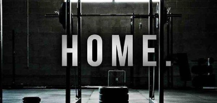 Gym is my home