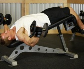 Decline Bench Dumbbell Fly