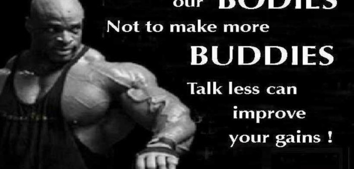 Bodybuilding Motivational Quotes