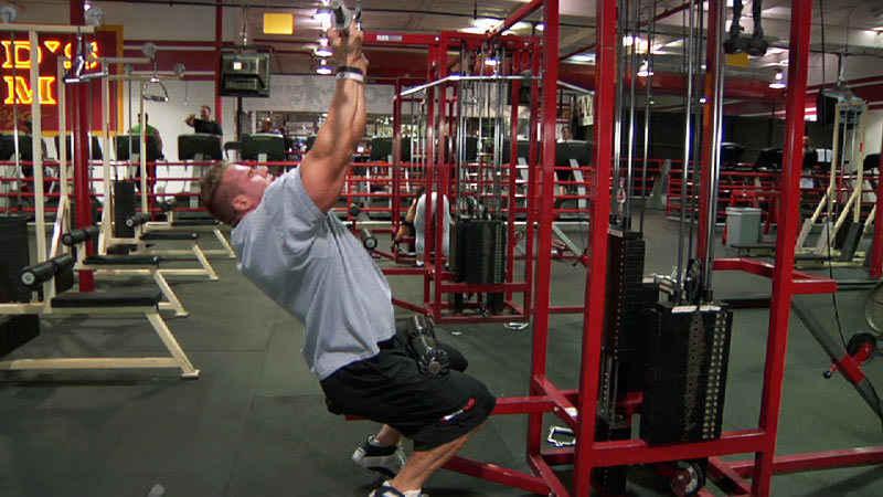 Close-Grip Lat Pulldown • Bodybuilding Wizard