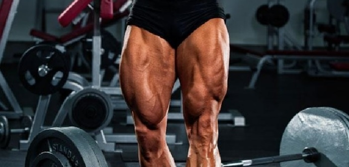 strong quadriceps muscles