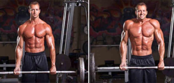 Barbell Shrug Exercise Guide