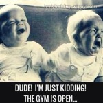 Funny bodybuilding sayings
