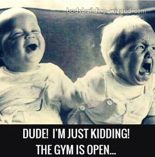 funny bodybuilding quotes