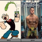 Funny Body Transformation