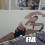 Funny fitness fails