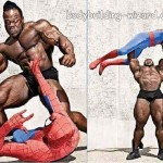 Funny bodybuilding posters