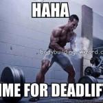 Funny bodybuilding jokes