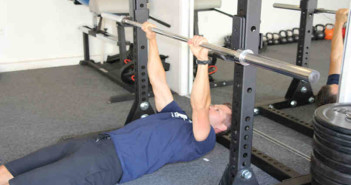 Bodyweight Rows