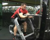 Cable Preacher Curl Exercise