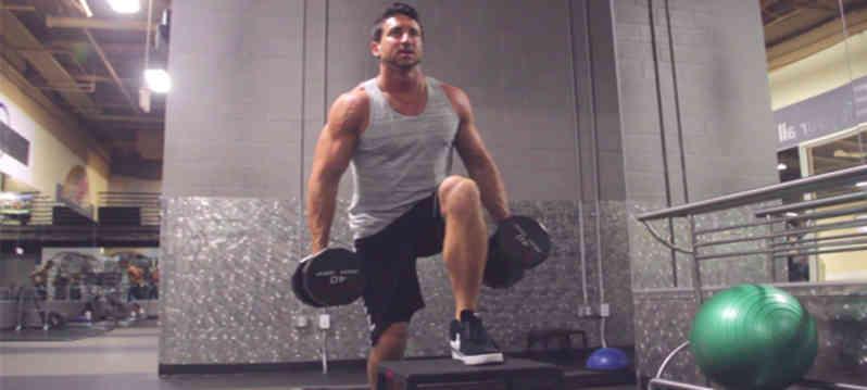 Step-Up • Bodybuilding Wizard