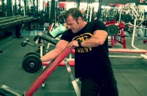 Incline Bench Preacher Curl