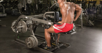 Triceps Dip Exercise Machine