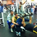 Awkward Gym Moments