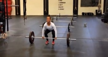 17 Years Old Girl Stronger Than Most Guys - CrossFit Enthusiast Suzanne Svanevik