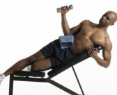 Dumbbell Incline Shoulder External Rotation