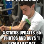 Funniest Gym Pictures