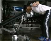 Head-Supported Dumbbell Rear Deltoid Raise