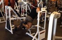 Hamstrings Exercise: Standing Leg Curl
