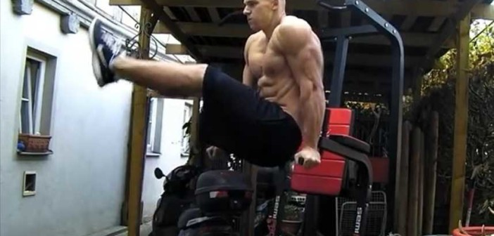 Home Bodyweight Workout Video • Bodybuilding Wizard