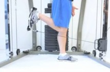 Standing Cable Hamstring Curl