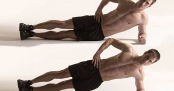 Side Plank: Core Exercise