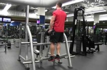 Single-Leg Heel Raise