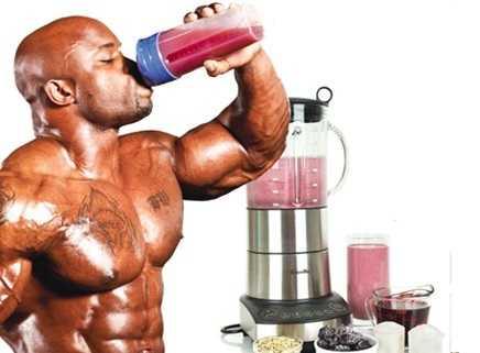 Anabolic Power Shake