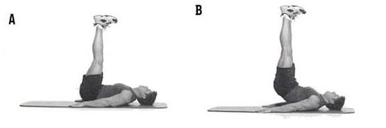 Hip Raise: Abdominal Exercise
