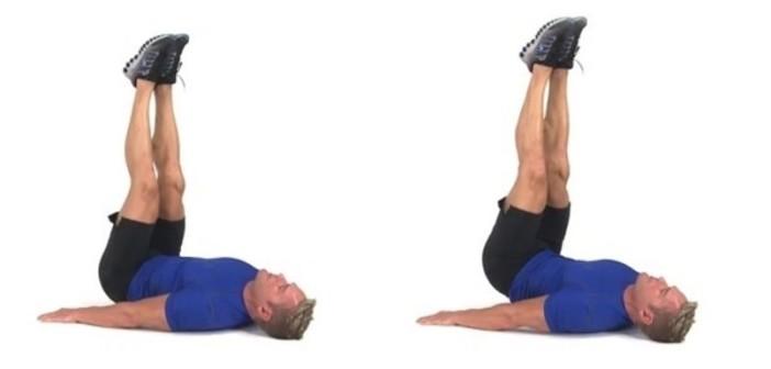 Hip Raises - Hip Thrust