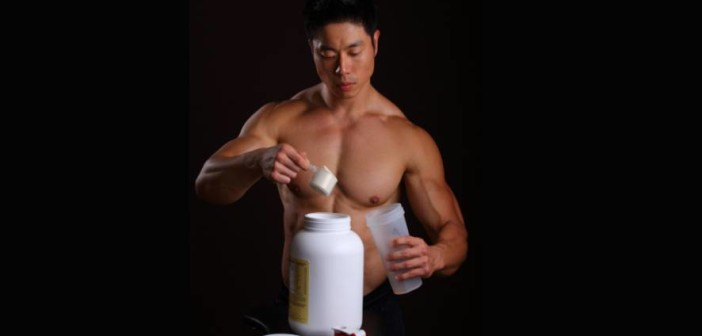 Soy Protein Supplements