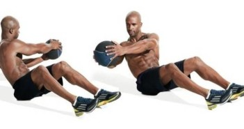 Medicine Ball Russian Twist