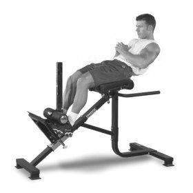 Roman Chair Sit-Ups