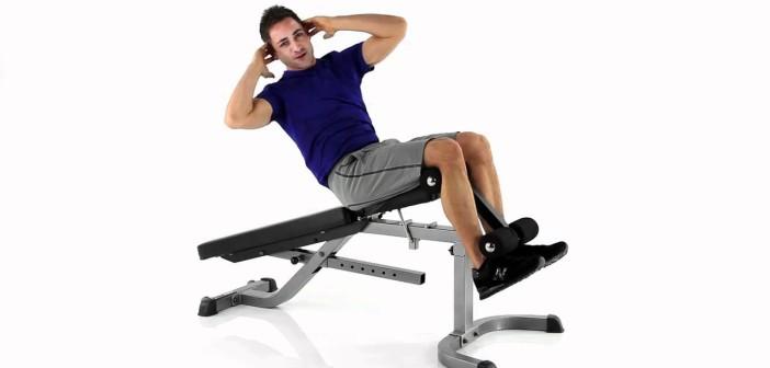 Twisting Sit-Up