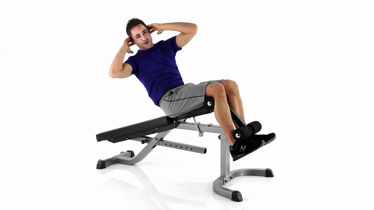 How To Use Incline Sit Up Bench Benches