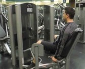 Seated Hip Abduction
