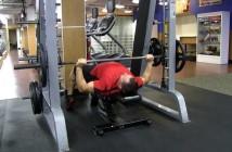 Bench Press On Smith Machine