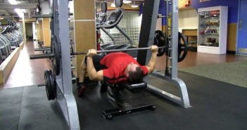 Bench Press On Smith Machine